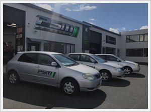 PSM Wordkshop - Vehicle Servicing